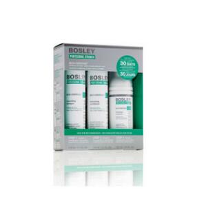 Bosley Professional Strength BosDefense Starter Kit for Non Color-Treated Hair