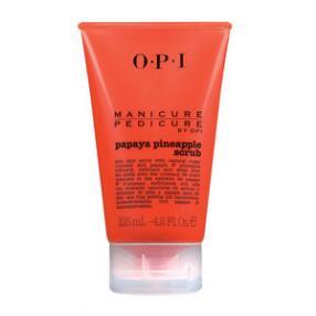 OPI Manicure/Pedicure Papaya Pineapple Scrub