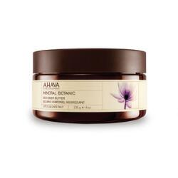 AHAVA Mineral Botanic Body Butter Lotus & Chestnut