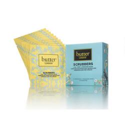 butter LONDON Scrubbers 2-in-1 Prep and Remover Wipes