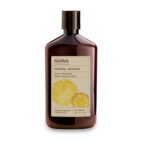 AHAVA Mineral Botanic Body Wash Tropical Pineapple & White Peach