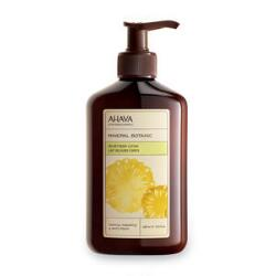 AHAVA Mineral Botanic Body Lotion Tropical Pineapple & White Peach