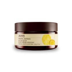 AHAVA Mineral Botanic Body Butter Tropical Pineapple & White Peach