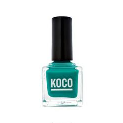 KOCO by beauty brands Nail Polish - Greens