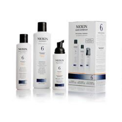 NIOXIN System 6 Kit & Professional Hair Growth Products
