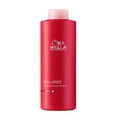 Wella Brilliance Shampoo for Coarse, Colored Hair