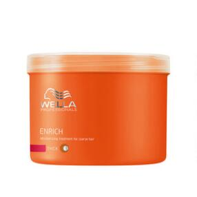 Wella Enrich Moisturizing Treatment for Coarse Hair