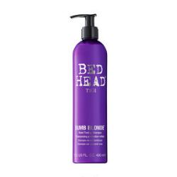 TIGI Bed Head Dumb Blonde Violet Toning Shampoo