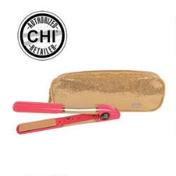 bbCHI Golden Glimmer Ceramic Iron