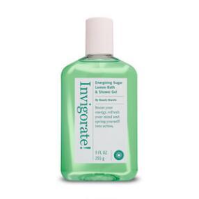 Invigorate! Energizing Sugar Lemon Bath & Shower Gel by beauty brands