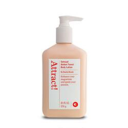 Attract! Sensual Amber Forest Body Lotion by beauty brands