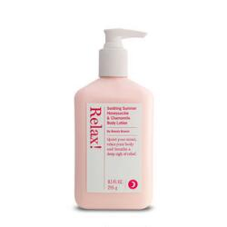 Relax! Soothing Summer Honeysuckle & Chamomile Body Lotion by beauty brands
