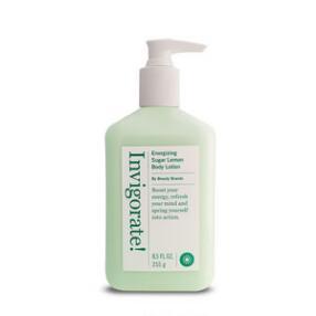 Invigorate! Energizing Sugar Lemon Body Lotion by beauty brands