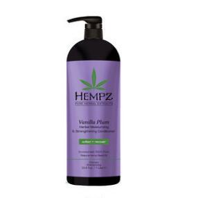 Hempz Vanilla Plum Herbal Moisturizing & Strengthening Conditioner