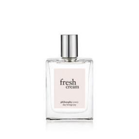 philosophy fresh cream spray fragrance