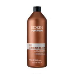 Redken For Men Clean Spice 2-In-1 Conditioning Shampoo, Men's Hair Conditioner and Shampoo & Redken Hair Products