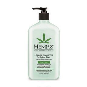 Hempz Exotic Green Tea & Asian Pear Herbal Moisturizer