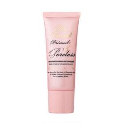 Too Faced Primed and Poreless Face Primer & Professional Makeup