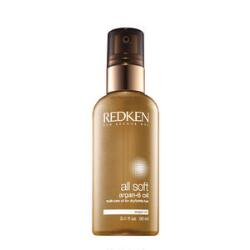 Redken All Soft Argan-6 Oil & Salon Hair Treatments