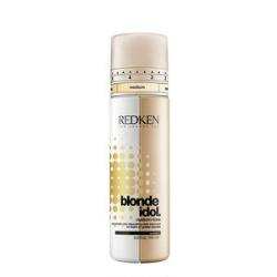 Redken Blonde Idol Custom-Tone Conditioner Gold for Warm Blondes, Redken Hair Conditioner