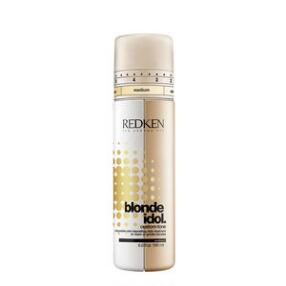 Redken Blonde Idol Custom-Tone Conditioner Gold for Warm Blondes