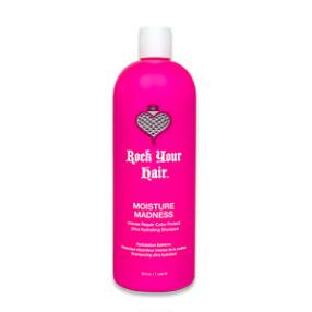 Rock Your Hair Moisture Madness Intense Repair Color Protect Ultra Hydrating Shampoo