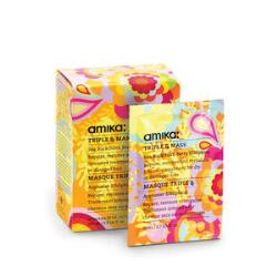 amika Triple Rx Mask 10- Pack & Travel Size Hair Treatment
