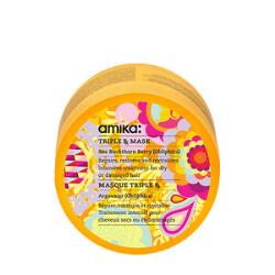 amika Triple Rx Mask & Deep Hair Treatment