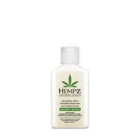 Hempz Sensitive Skin Herbal Body Moisturizer Travel Size