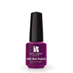 Red Carpet Manicure Gel Polish - Purples