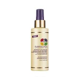 Pureology Perfect 4 Platinum Miracle Filler Treatment & Pureology Hair Styling Products