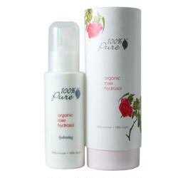100% Pure Organic Rose Hydrosol