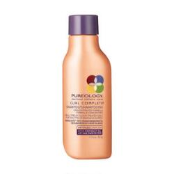 Pureology Curl Complete Shampoo Travel Size & Pureology Salon Shampoo for Curly Hair