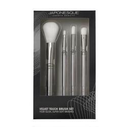 Japonesque Velvet Touch Brush Set