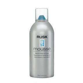 RUSK Designer Collection Maximum Volume And Control Mousse