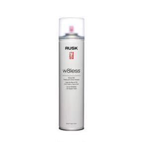 RUSK Designer Collection W8Less Strong Hold Shaping And Control Hairspray