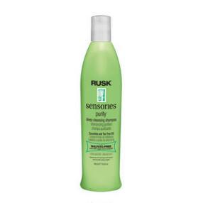 RUSK Sensories Purify Cucurbita and Tea Tree Deep Cleansing Shampoo