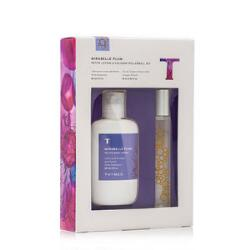 THYMES Mirabelle Plum Petite Lotion & Rollerball Set