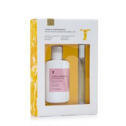 THYMES Tupelo Lemongrass Petite Lotion & Rollerball Set