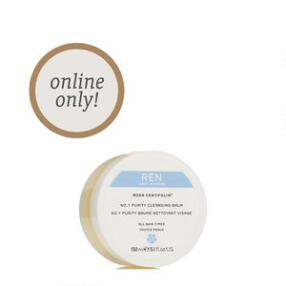 REN Clean Skincare No.1 Purity Cleansing Balm