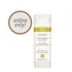 REN Clean Skincare T-Zone Balancing Gel Cream