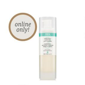 REN Clean Skincare Clarifying Clay Cleanser