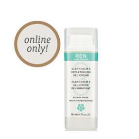 REN Clean Skincare Replenishing Gel Cream