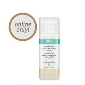 REN Clean Skincare Acne Treatment Mask