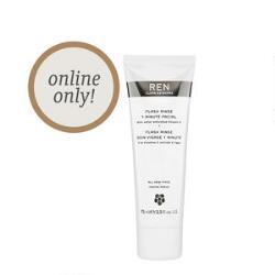 REN Clean Skincare Flash Rinse One Minute Facial