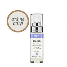 REN Clean Skincare Firming And Smoothing Serum