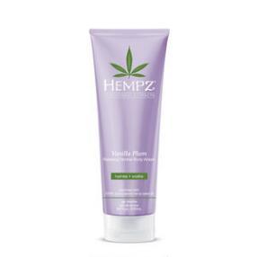 Hempz Vanilla Plum Relaxing Herbal Body Wash