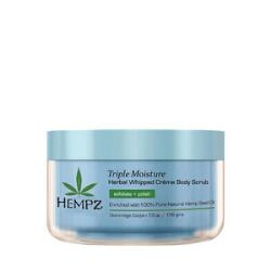 Hempz Triple Moisture Herbal Whipped Creme Body Scrub