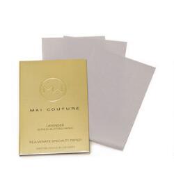 Mai Couture Lavender Blotting Papier