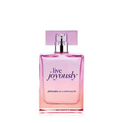 philosophy live joyously spray fragrance
